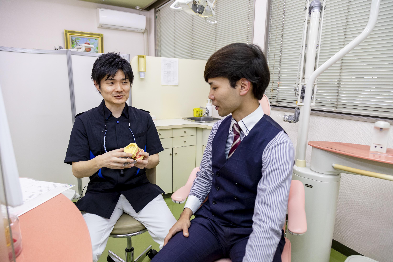 虫歯と歯周病治療についてのご相談