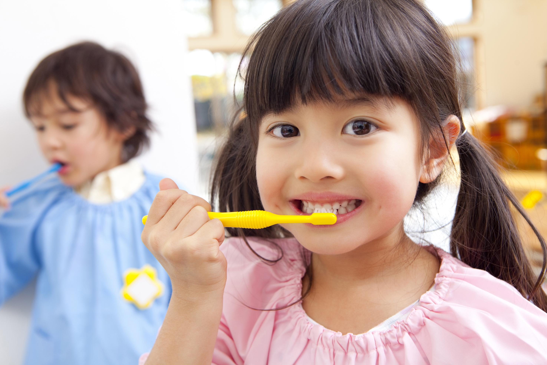 小児歯科の予防治療