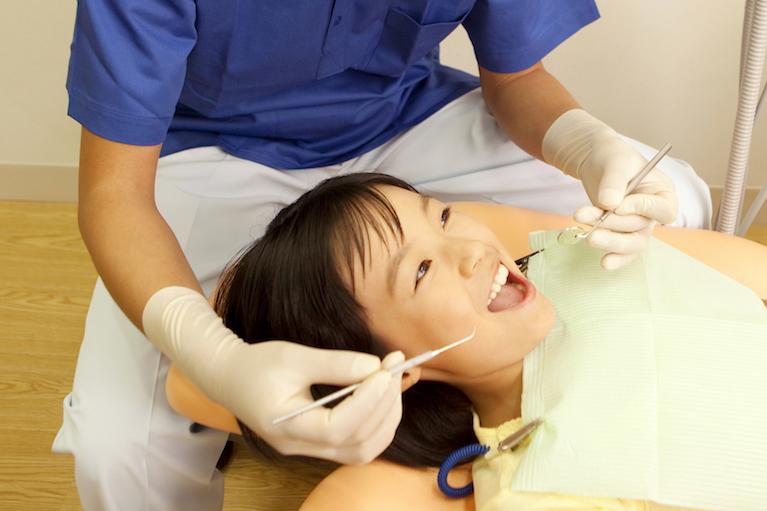 小児歯科での痛み対策について